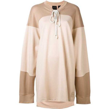 Fenty X Puma layered sweatshirt ($185)