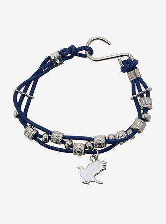 Harry Potter Ravenclaw Cord Bracelet