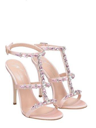Giuseppe Zanotti - Giuseppe Zanotti Adaline Sandals - rose-pink, Women's Sandals