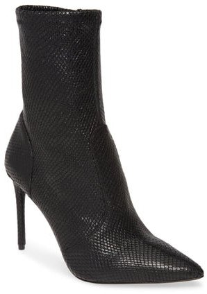 Corby Pointy Toe Bootie