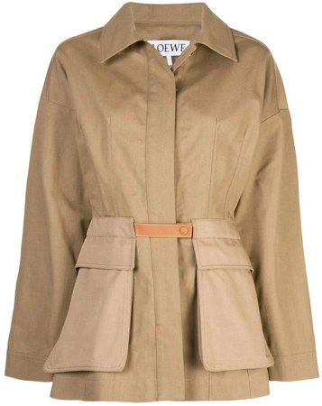 Safari coat