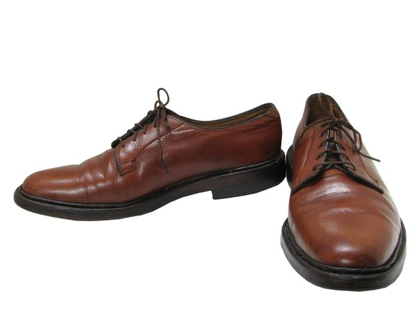 1960s Oxford Shoes