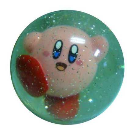 Kirby bouncy ball png