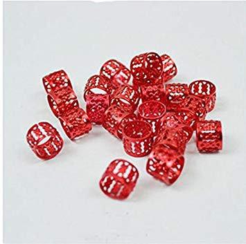 red hair rings