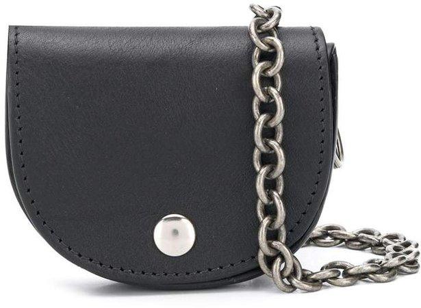 Lanyard Cross-Body Mini Bag