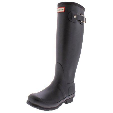 Hunter - Hunter Women's Original Tall Rain Boots - Walmart.com