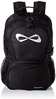 Amazon.com: Nfinity Backpack, One Size, Black: Sports & Outdoors