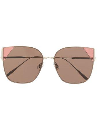 Gentle Monster Lala BC4 Sunglasses - Farfetch