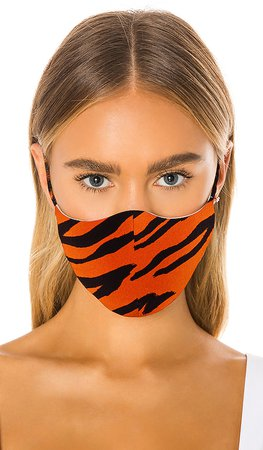 Lovers + Friends 3 Pack Protective Face Mask in Animal Multi | REVOLVE