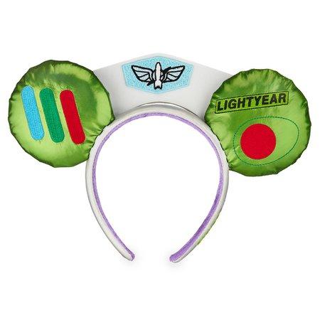 Mickey Mouse Buzz Lightyear Ear Headband | shopDisney