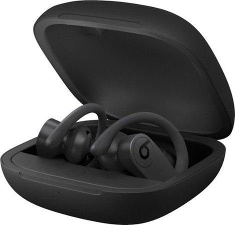 Beats by Dr. Dre Powerbeats Pro Totally Wireless Earphones Black MV6Y2LL/A - Best Buy