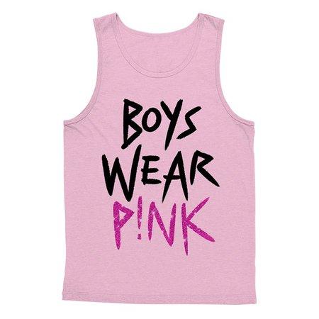 Todrick Hall Forbidden Boys Wear Pink Tank