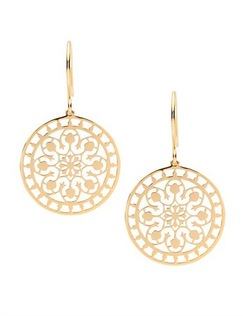 Women's Jewellery | Earrings, Necklaces, Rings Online | David Jones - Tahiti Earrings