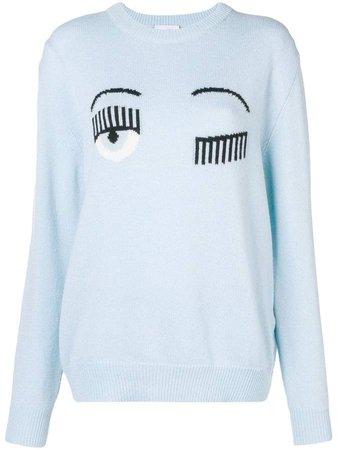 Maglia round neck sweatshirt