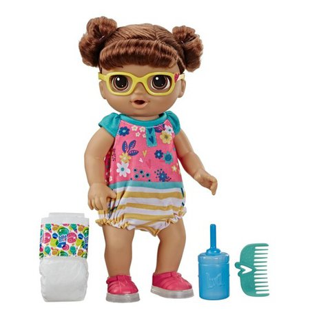 """Buy Baby Alive Step 'n Giggle Baby - Brown Hair for USD 29.99   Toys""""R""""Us"""
