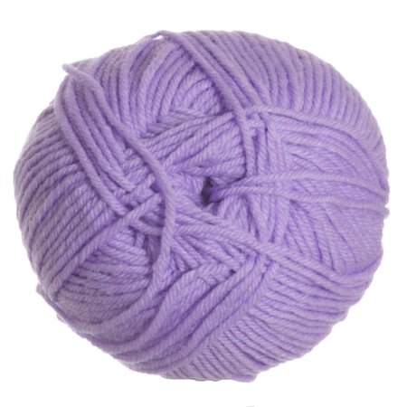 lavender yarn ball