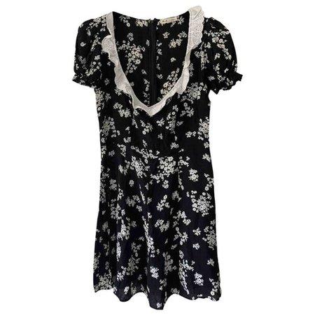 Mini dress For Love & Lemons Black size M International in Viscose - 10113518