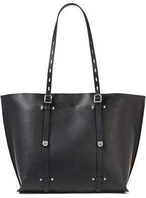 Field Studded Leather Tote