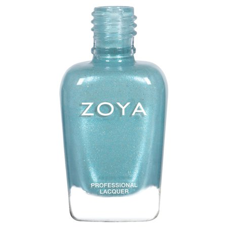 Light Blue Nail Polish (Zoya)