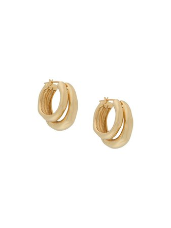 Rejina Pyo Hana Double Hoops - Farfetch