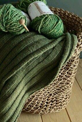 knitting aesthetic