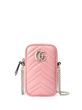 Gucci Мини-Сумка Gg Marmont - Купить В Интернет Магазине В Москве | Цены, Фото.