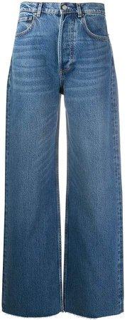Boyish Denim denim wide leg jeans