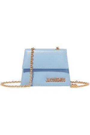 Jacquemus | Le Piccolo leather shoulder bag | NET-A-PORTER.COM