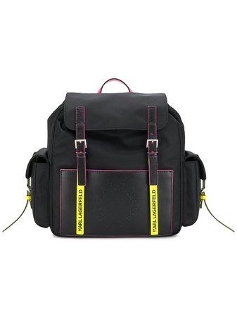 Karl Lagerfeld K/Neon backpack SS19 - Farfetch Australia