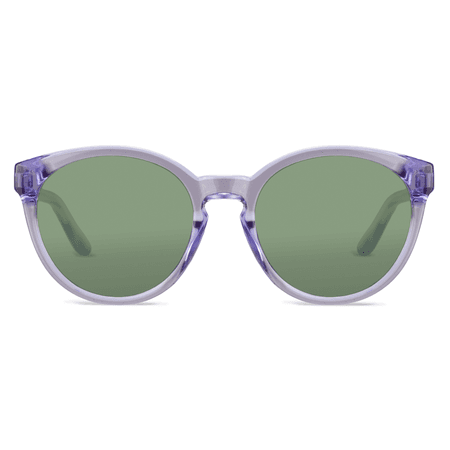 Sulu Eco Friendly Sunglasses in Lavender Seaglass– Pela Vision