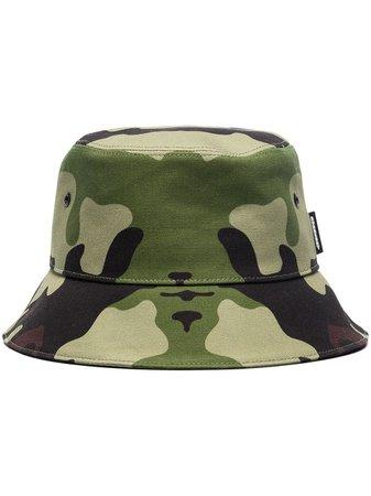 Burberry camouflage-print Bucket Hat - Farfetch