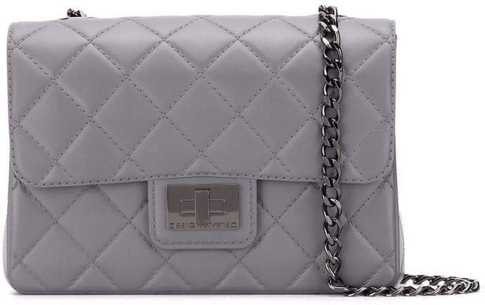 Designinverso Milano quilted shoulder bag