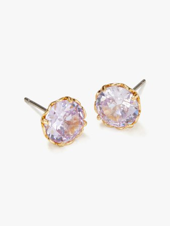 that sparkle round earrings | Kate Spade New York
