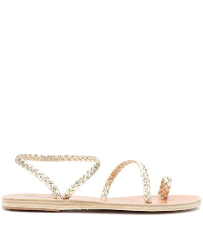 Sandalias De Piel Eleftheria - Ancient Greek Sandals |