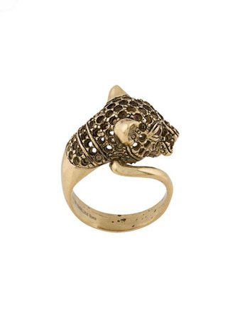 Iosselliani Heritage Cheetah Ring