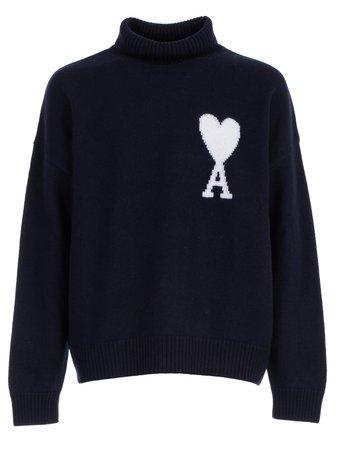 Bernardelli Store Ami Alexandre Mattiussi Sweater
