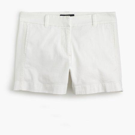 Women's Chino Shorts | J.Crew