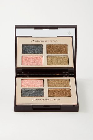 Luxury Palette Of Pops Eyeshadow Quad - Dazzling Diamonds