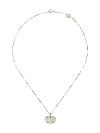 Hermès pre-owned H Pendant Necklace - Farfetch