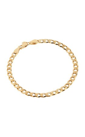 Forza Gold-Vermeil Bracelet by Maria Black | Moda Operandi