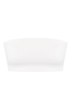 Женский белый топ из вискозы TOM FORD — купить за 39400 руб. в интернет-магазине ЦУМ, арт. BRK001-YAX201