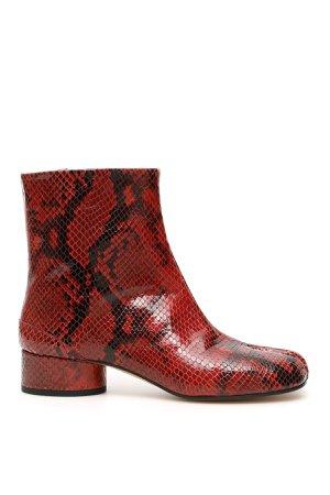 Maison Margiela Animalier Tabi Boots