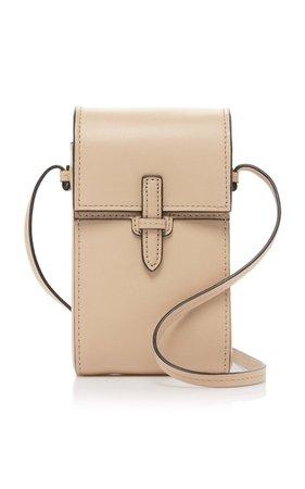Leather Pouch Crossbody Bag by Hunting Season | Moda Operandi