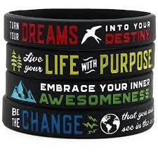 emo rubber bracelets - Google Search