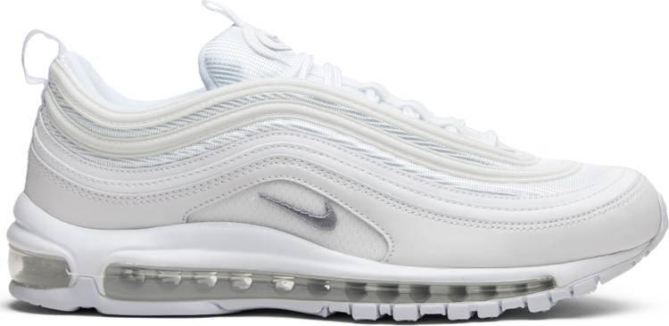 Air Max 97 'Triple White' - Nike - 921826 101 | GOAT