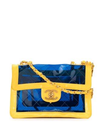 Chanel Pre-Owned Jumbo XL Shoulder Bag - Farfetch