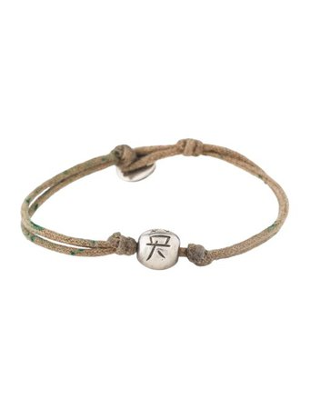 Me&Ro Courage Bead Bracelet - Bracelets - MRO21660 | The RealReal