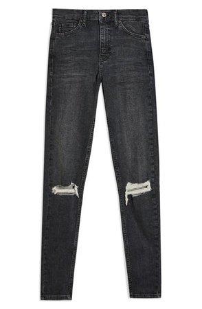 Topshop Jamie Ripped Skinny Jeans | Nordstrom