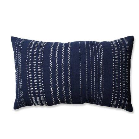 Pillow Perfect Tribal Stitches 100% Cotton Lumbar Pillow & Reviews | Wayfair