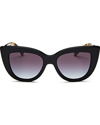 Valentino Oversized Cat Eye Sunglasses